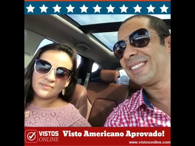 Visto americano casal é mais fácil?