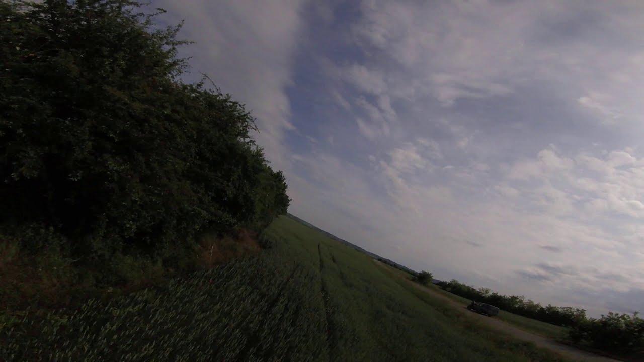 FPV Wizard x220s traning Gopro картинки