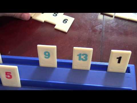 Rummikub Regeln Video