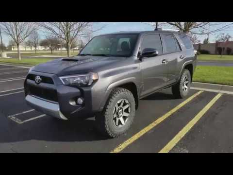 review 2018 toyota 4runner trd off road premium youtube. Black Bedroom Furniture Sets. Home Design Ideas
