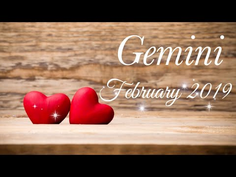GEMINI ♊️ FEB 2019 | YOU WILL RECONCILE THIS MONTH - Gemini Tarot Love Reading