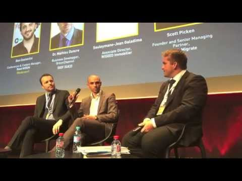 Crowdfunding: industry game-changer? | Panel up close | MIPIM 2015 | Wealth Migrate | WiSEED