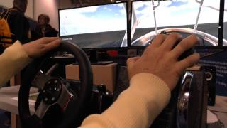 Boating Simulator with John Gullick of CPS-ECP and Andy Adams of Canadian Yachting