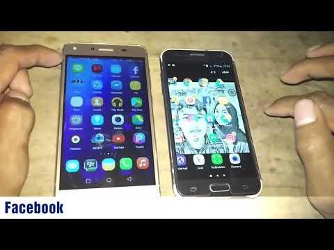 Huawei Y5 Ll Vs Samsung Galaxy J2