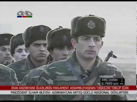 Azerbaijan Artillery Forces 2011 - Ordumuzun Topçuları