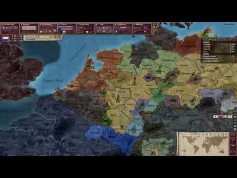 Let's Play Victoria II Netherlands Ep 1