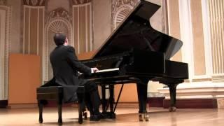 """F. Couperin: """"Soeur Monique"""" for keyboard. Piano: Juan Ignacio Fernández"""