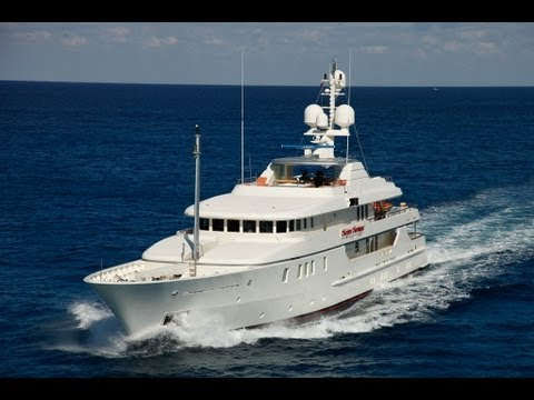 FEATURED AT FT. LAUDERDALE 10-2013: Amels Yachts: Marjorie Morningstar Yacht