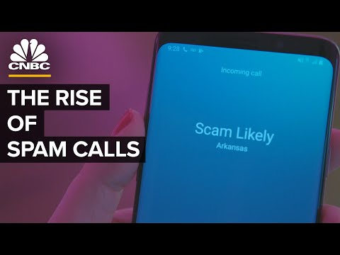 Why Spam Calls Are At An All-Time High