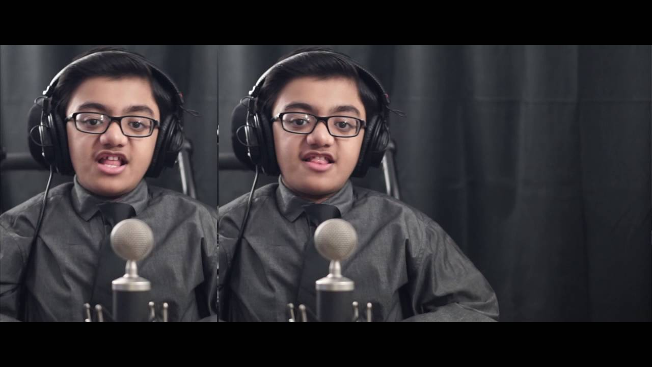Download Rap God - Eminem: Clean Cover By Sparsh Shah: Tribute To Eminem, By Purhythm