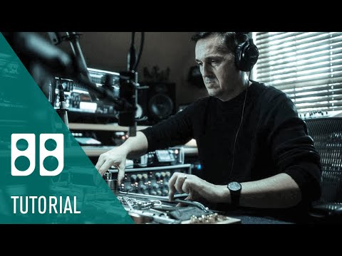 Robert Dudzic on Sound Design with Backbone | Drum Re Synthesizer