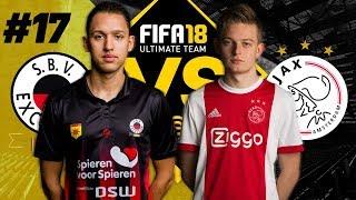 #EXCAJA | Levy Frederique vs Dani Hagebeuk | Speelronde 17 | XBOX | eDivisie 1718