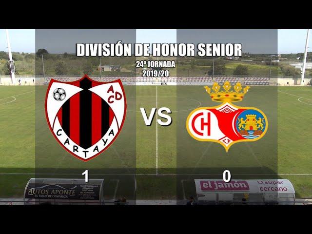 AD Cartaya vs Chiclana CF (2019/20)