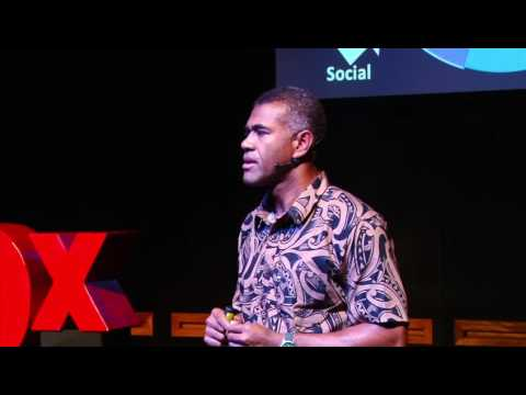 A Holistic Approach to the Crisis of Non-Communicable Diseases | Dr Jone Hawea | TEDxSuva