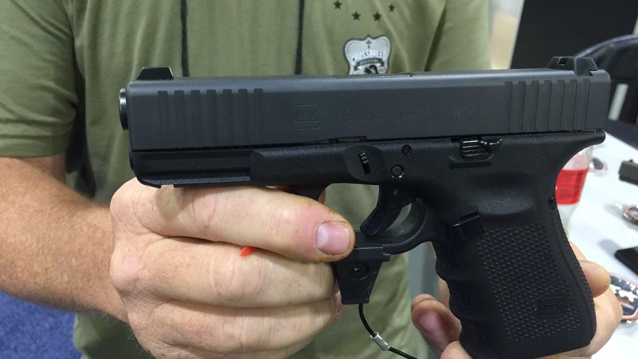 Glock FS model (The 17 & the 19)