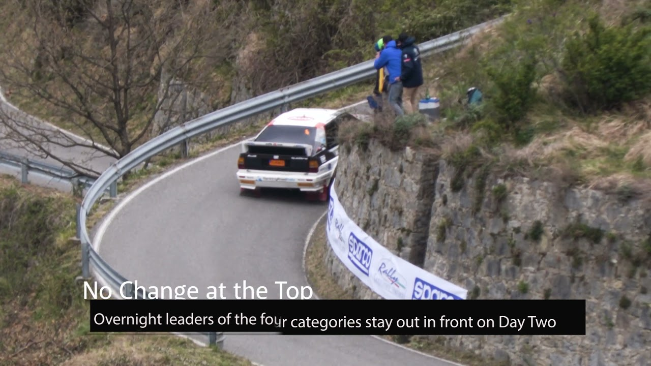EHRC - Day Two of the Sanremo Rally Storico