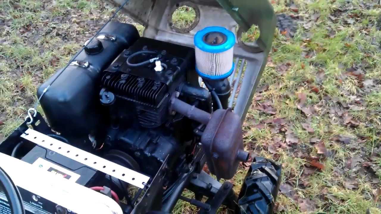 Bolens G10 Garden Tractor
