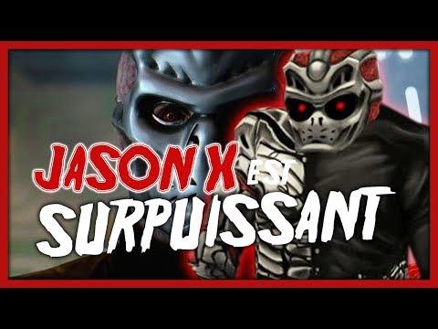 JASON X ! - Friday the 13th Killer Puzzle