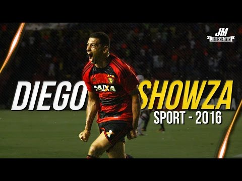Diego Souza ● Embaixador de 87 - SPORT ● Skills, Goals and Assist | 2016