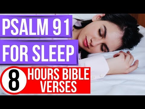 Psalm 91 (Bible Verses For Sleep With Music)