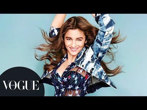 Alia Bhatt is Miss Vogue | Photoshoot Behind-the-Scenes | VOGUE India Mp3