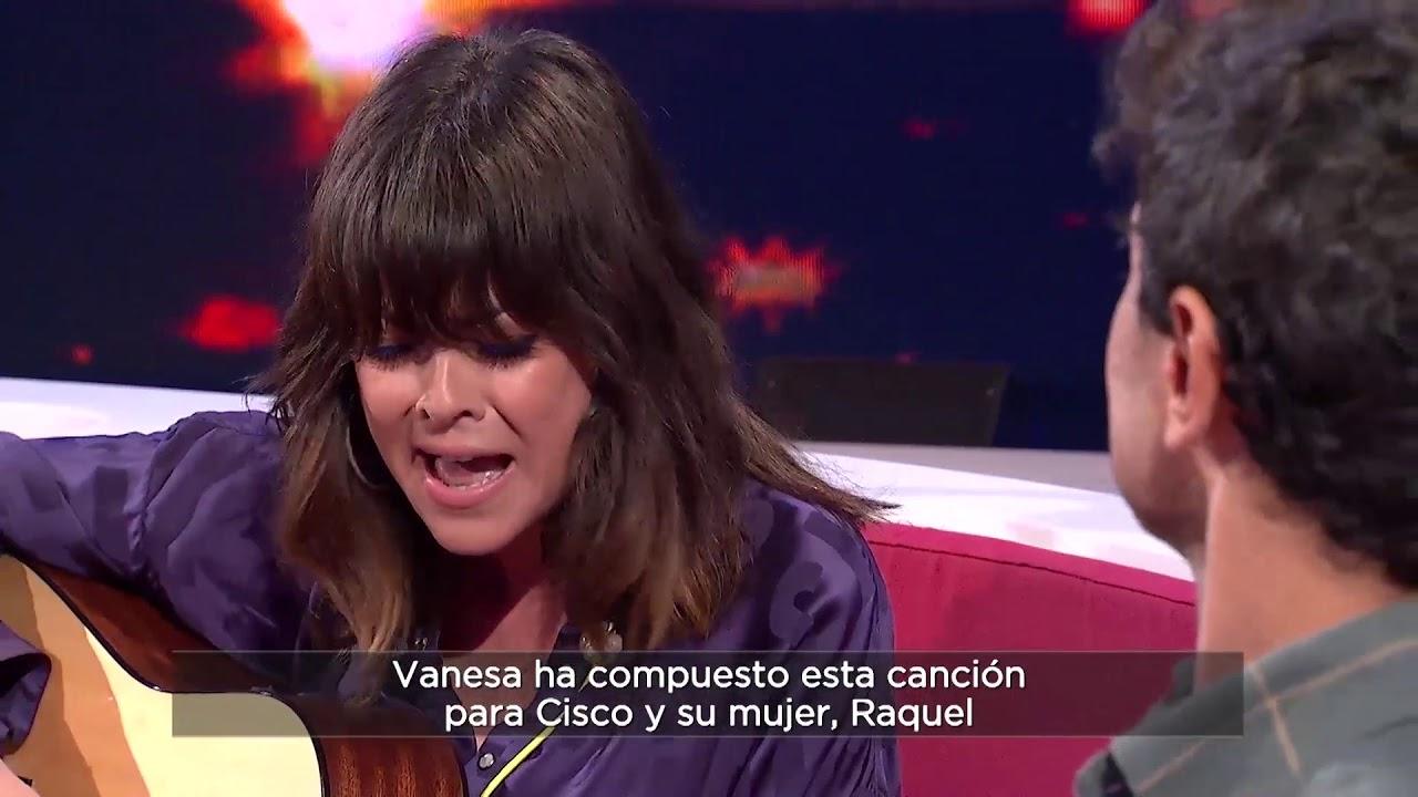 Cisco y Vanesa. Sin palabras.