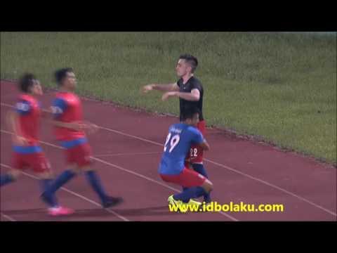 Ceres Fc (Phi)  2 vs 1 Johor Fc (mal)  AFC Cup  31/52017