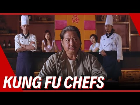 Kung Fu Chef - FULL MOVIE IN ENGLISH IN HIGH DEFINITION - Black Belt Movie Night