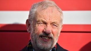Jeremy Corbyn called 'terrorist sympathiser' by heckler on Scotland campaign trail