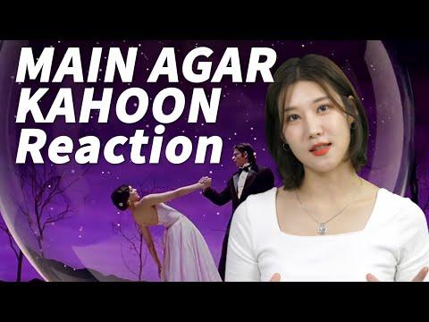 main-agar-kahoon-reaction-by-korean-actress-|-shah-rukh-khan-|-deepika-padukone