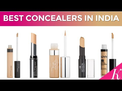 10 Best Concealers for Under Eyes and Face with Price in India