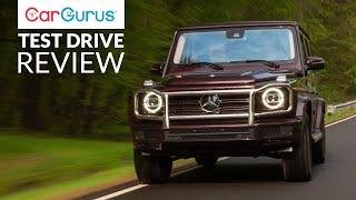 2019 Mercedes-Benz G-Class - A renewed status symbol
