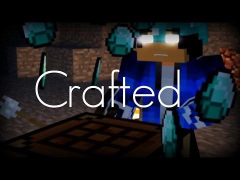 ♪ Crafted | Minecraft Parody | Lyrics