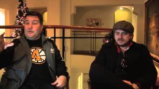 Dropkick Murphys interview - Ken and James (part 4)