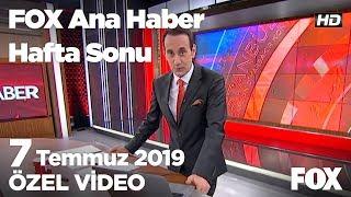 S-400'ler Cuma günü Türkiye'ye geliyor... 7 Temmuz 2019 FOX Ana Haber Hafta Sonu