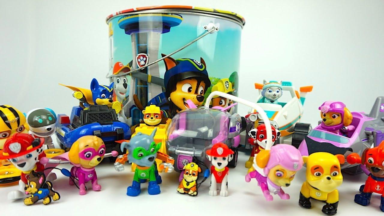Мультфильм щенячий патруль купить игрушки