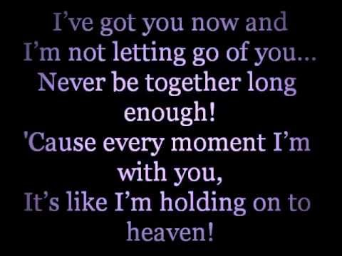 Nickelback - Holding On To Heaven Lyrics
