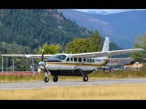 Cessna 208 Grand Caravan Takeoff