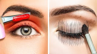 40 QUICK MAKEUP TIPS FOR EVERY LIFE SITUATION