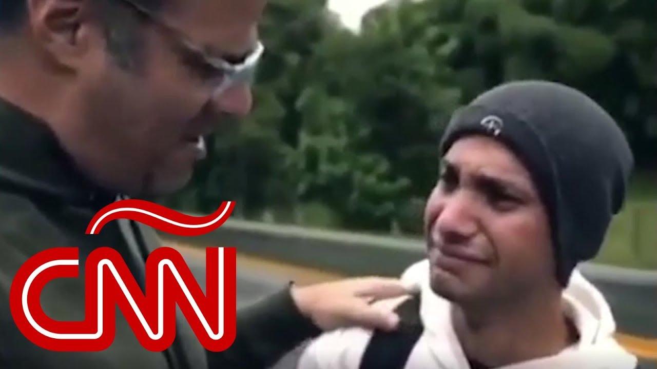Download Luis Chataing y el conmovedor testimonio de un joven migrante venezolano