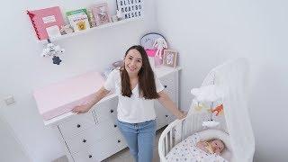 TOUR PELO QUARTO COMPARTILHADO | Rotina com bebê | Joyce Aurora 🙋🏻♀️