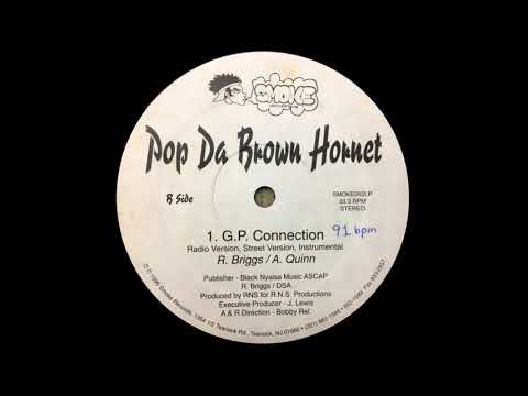 Pop Da Brown Hornet - GP Connection Instrumental [HD]