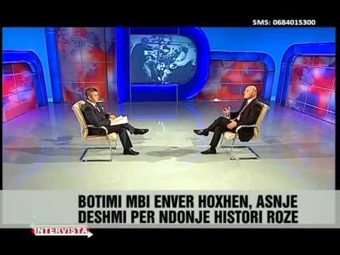 """""""Intervista"""", te fshehtat e ish-diktatorit Hoxha - Vizion Plus - News - Lajme"""