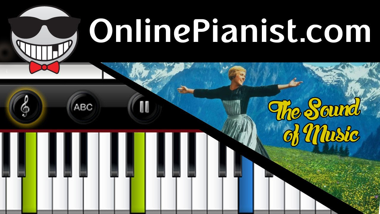 The sound of music do re mi how to play on piano tutorial the sound of music do re mi how to play on piano tutorial sheets youtube hexwebz Image collections