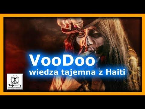Przerażające VooDoo - potężna wiedza magiczna z Haiti