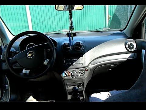 Обзор Chevrolet Aveo 1.2\ 65 000 пробега