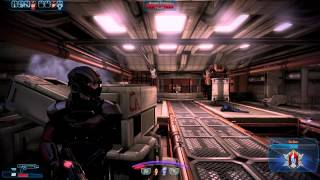 Mass Effect 3 - Vanguard, Charge + Nova ownage, 1080p