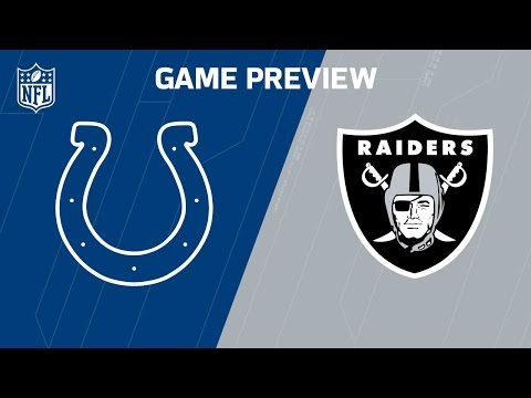 Colts vs. Raiders | Andrew Luck vs. Derek Carr | Move the Sticks | NFL Week 16 Previews