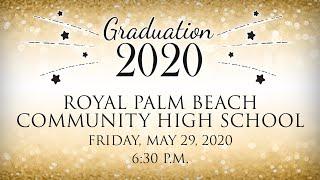 Royal Palm Beach Community High School Graduation