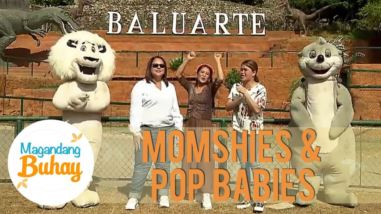 Momshie Jols continues her birthday celebration in Baluarte Zoo | Magandang Buhay
